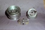 Heavy Duty Drum Brake Kit for Tri-Star Wheels